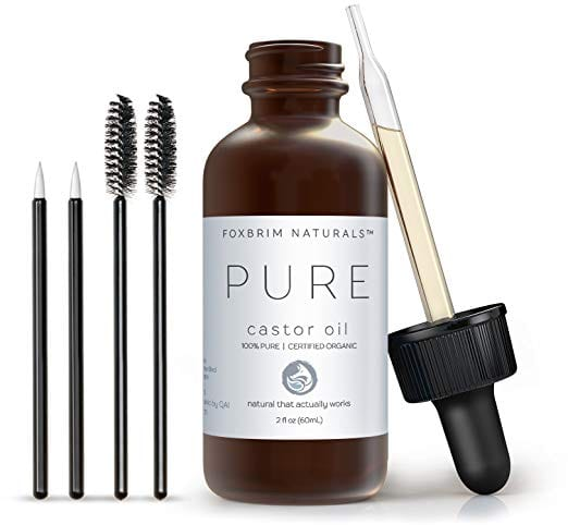 5462d68ce66 Castor Oil for Eyelashes? Here's Why It Works and How to Apply ...