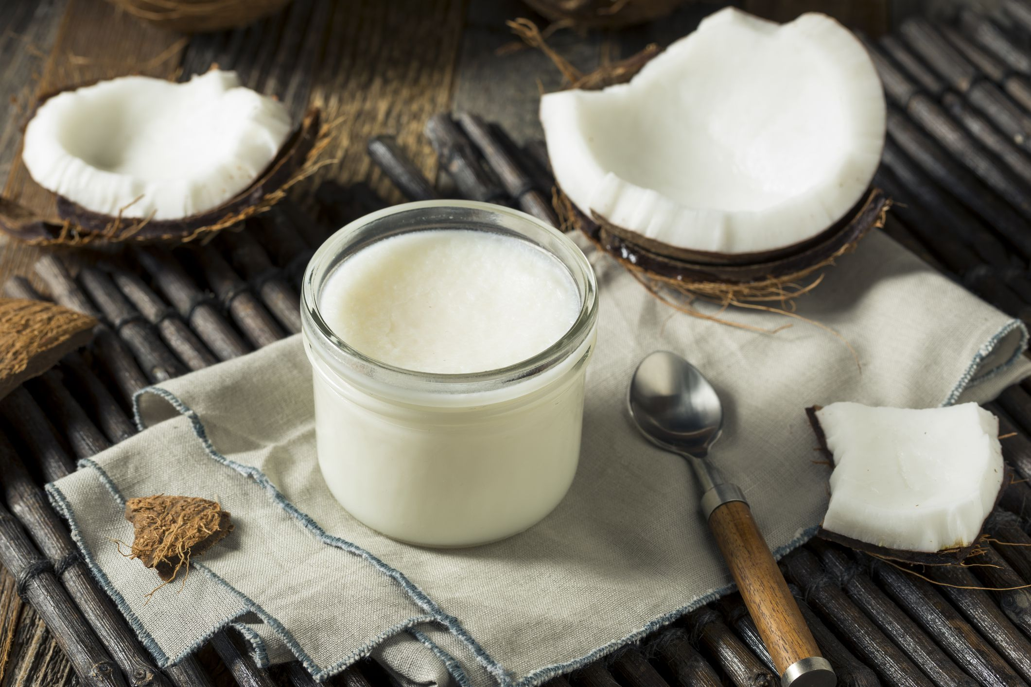 Beat Bacteria With Coconut Oil
