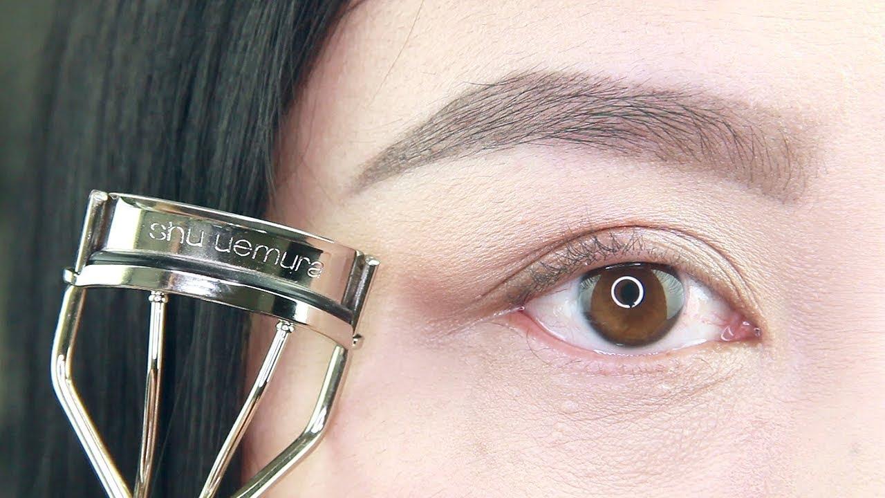 Plastic Mechanical Eyelash Curlers