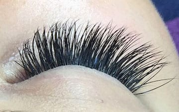 eyelash extensions pros and cons
