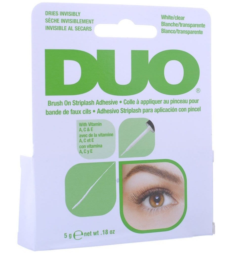 eyelash glue for sensitive eyes