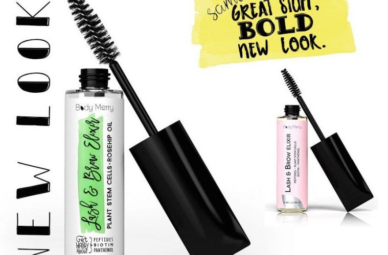 body merry lash and brow elixir review