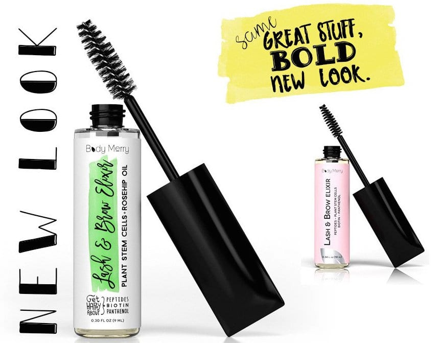 560e39f5253 Body Merry Lash & Brow Elixir Review: Does It Work? - beLASHED
