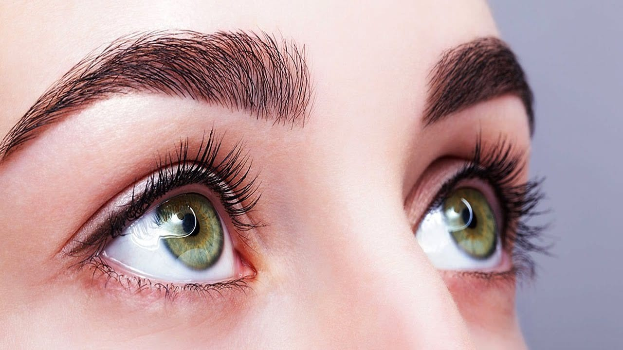 How To Get Perfect Eyebrows Naturally