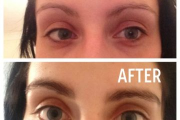 how to grow back eyebrows