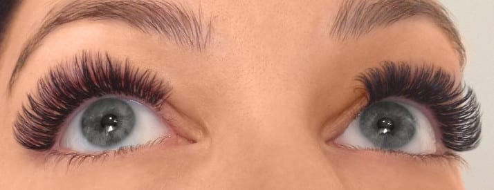 Different Types of Eyelash Extensions (and How They Stack Up) - beLASHED