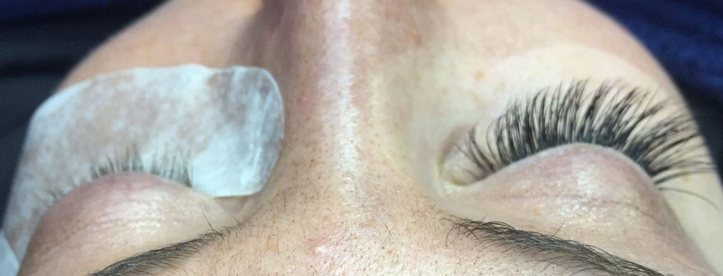Different Types Of Eyelash Extensions And How They Stack