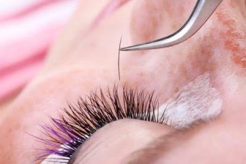 types of eyelash extensions