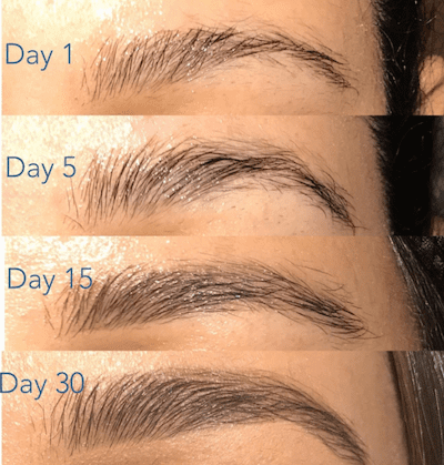 How to grow eyebrows 6 most effective ways to grow for Does fish oil help your hair grow