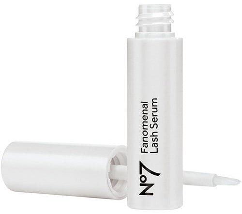No 7 Fanomenal Lash Serum