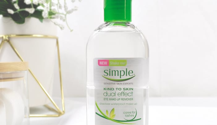 best cleanser to use with lash extensions