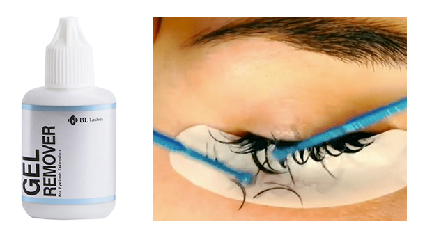 The Best Eyelash Extension Remover