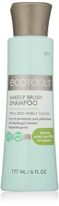 EcoTools Makeup Brush Cleaner Cleansing Shampoo