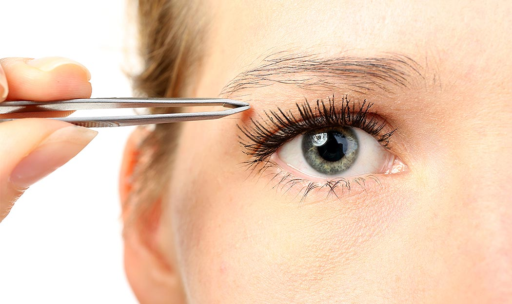 How to Trim Eyebrows Step-by-Step