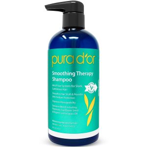 PURA D'OR Smoothing Therapy Anti-Frizz System