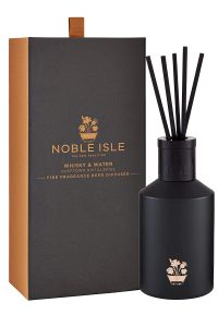 Noble Isle Whisky And Water Diffuser - The Best Warm Reed Diffuser